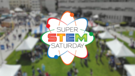 Super STEM Saturday Video Thumbnail